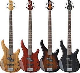 Yamaha TRBX Series Bass Guitars